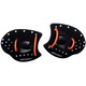 Swimrunners Hand Paddles Black/Orange